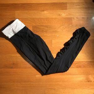 Lululemon Ruched Full Length Leggings